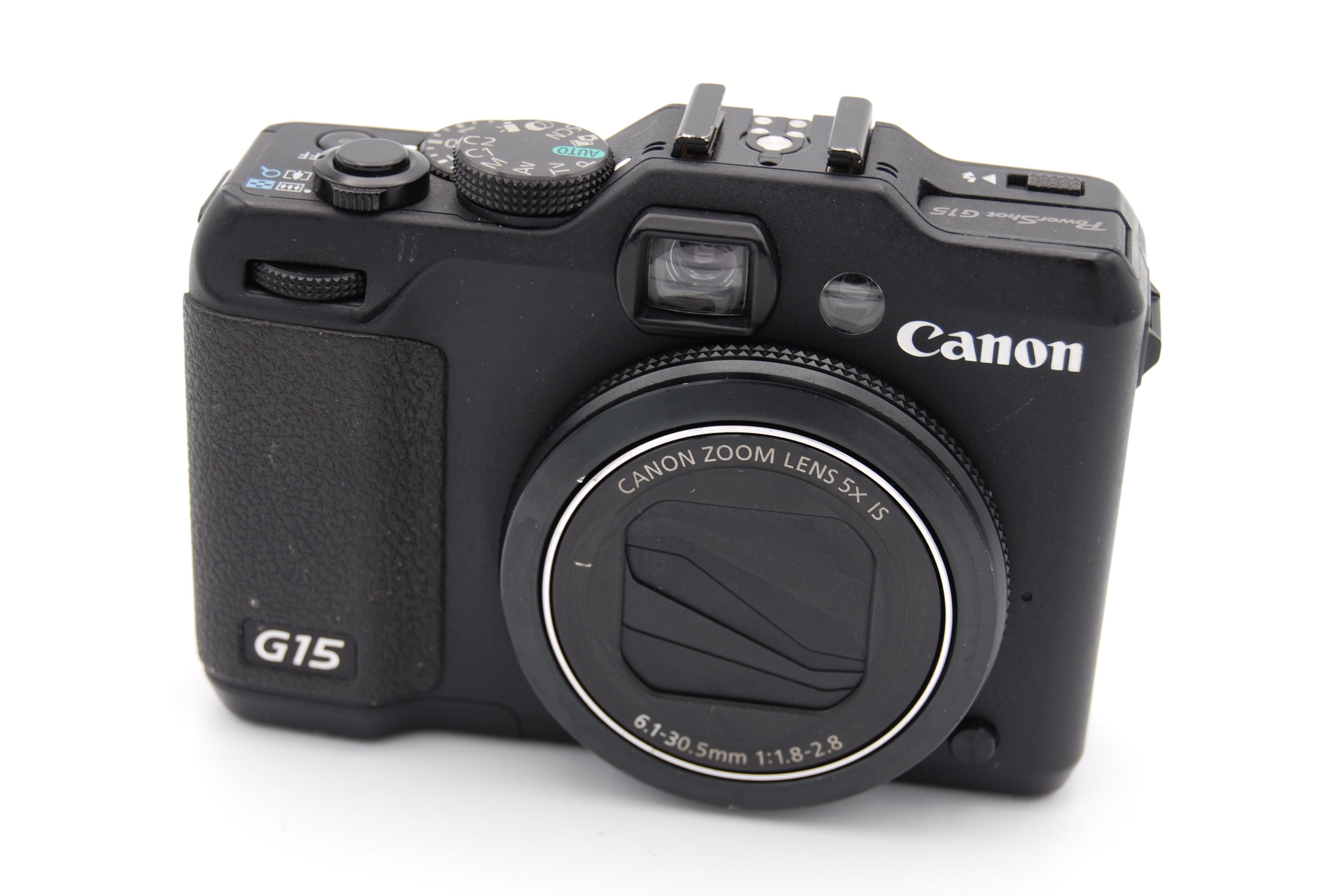 canon powershot g15 12 1 mp digital camera black 13803156805 ebay. Black Bedroom Furniture Sets. Home Design Ideas
