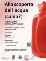 III° Convegno Gabriele Marveggio