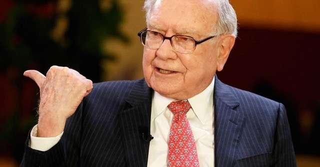 Nhà đầu tư huyền thoại Warren Buffett tiết lộ