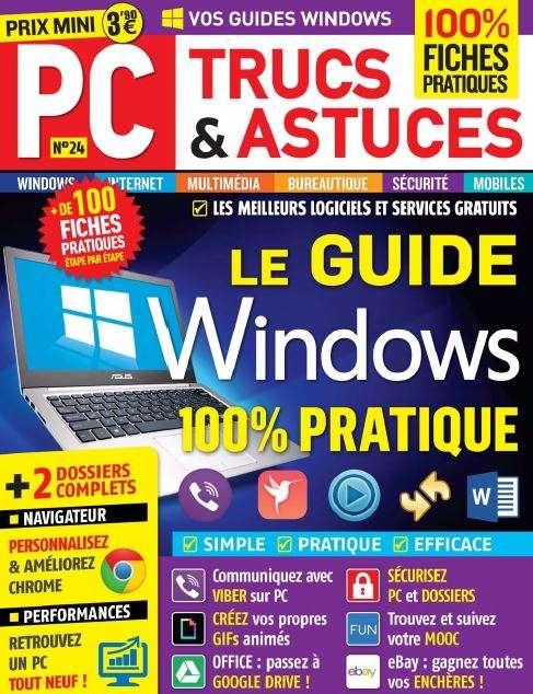 PC Trucs et Astuces 24 - Juillet-Septembre 2016