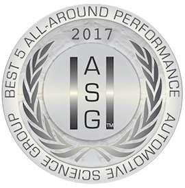 2017 Mitsubishi Outlander Sport Awards