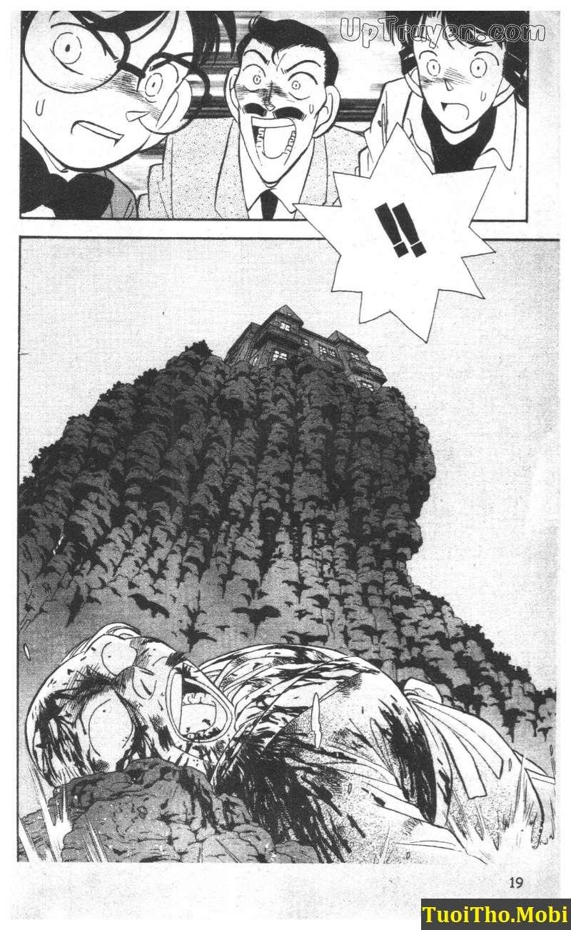đọc truyện Conan bộ đặc biệt chap 18 trang 12