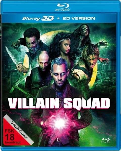 Sinister Squad 3D (2016) FullHD 1080p H.SBS (DvD Resync) ITA AC3 ENG DTS+AC3