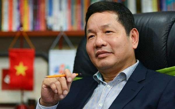 Ông Trương Gia Bình, Chủ tịch FPT