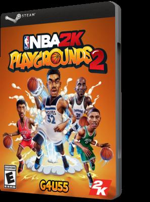 [PC] NBA 2K Playgrounds 2 (2018) - SUB ITA