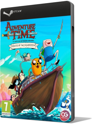 [PC] Adventure Time: Pirates of the Enchiridion (2018) - SUB ITA