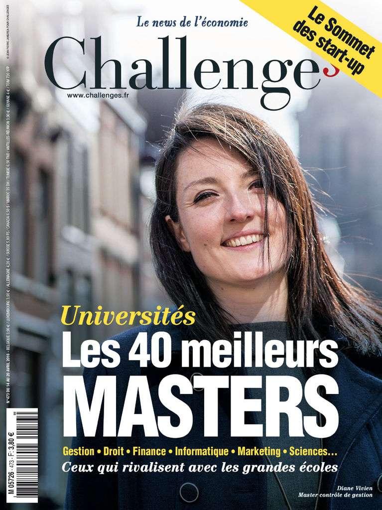 Challenges 473 - 14 au 20 Avril 2016