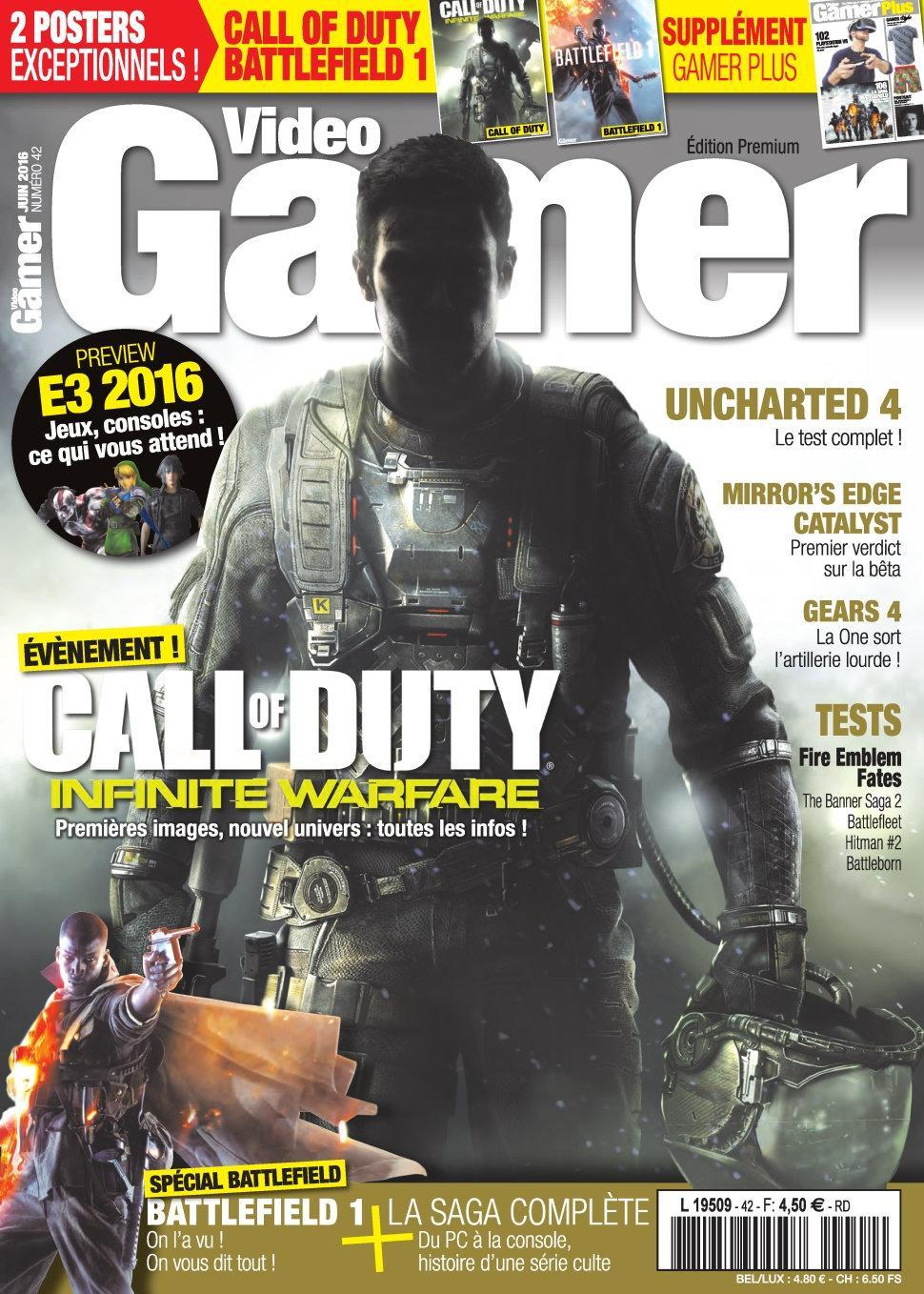 Video Gamer 42 - Juin 2016