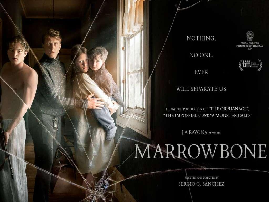 Το μυστικό των Μάρομποουν (Marrowbone) Quad Poster Πόστερ