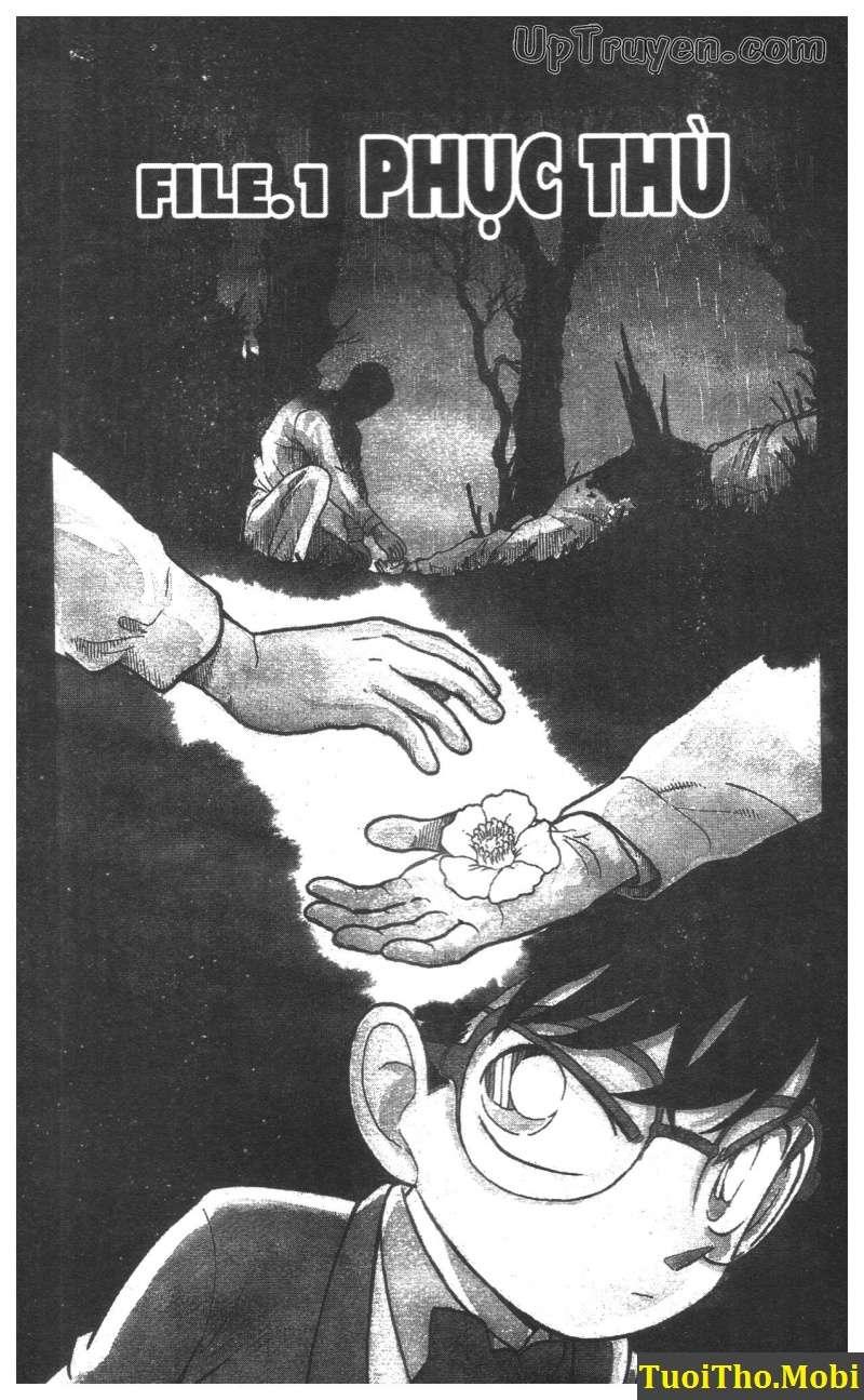 đọc truyện Conan bộ đặc biệt chap 10 trang 1