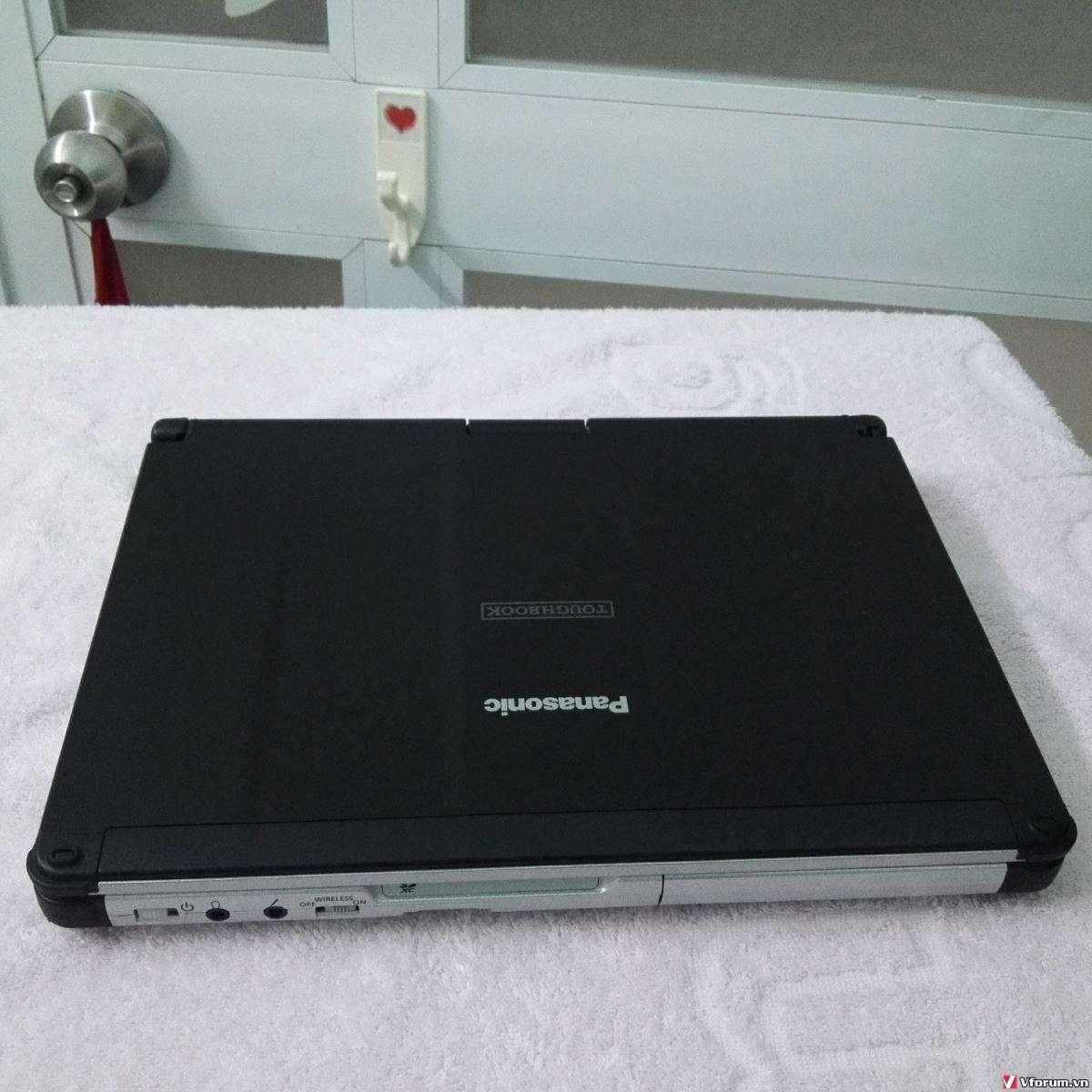 Laptop Panasonic CF-31, CF C2 máy rất đẹp,giá rẻ - 12