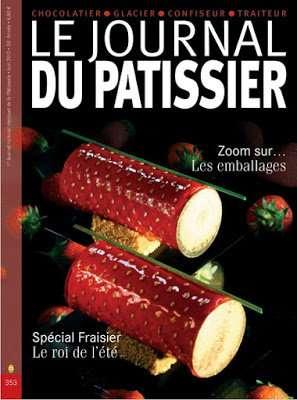 Le journal du pâtissier 34 – Spécial fraisier