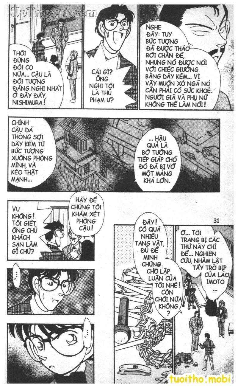 đọc truyện Conan bộ đặc biệt chap 19 trang 10