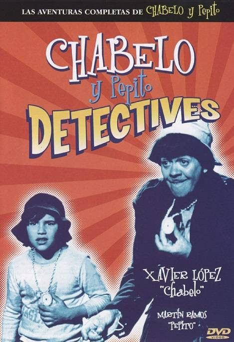 Chabelo Y Pepito Detectives (1974) (Dvd5)