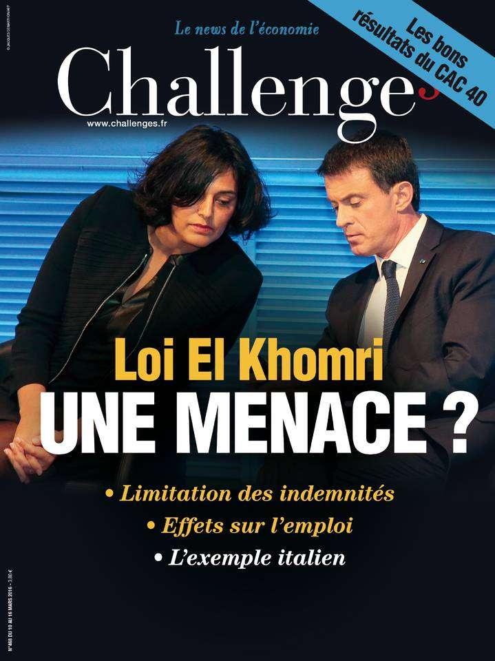 Challenges 468 - 10 au 16 Mars 2016