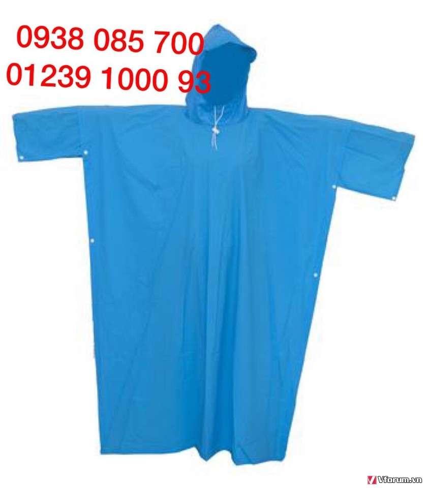 Cơ sở sản xuất áo mưa dù, áo mưa nhựa thiết kế logo theo yêu cầu khách hàng giá rẻ 0938085700