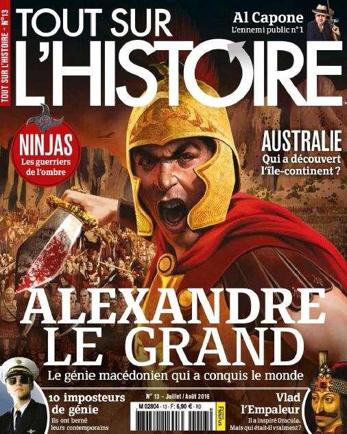 Tout Sur l'Histoire - Juillet-Aout 2016