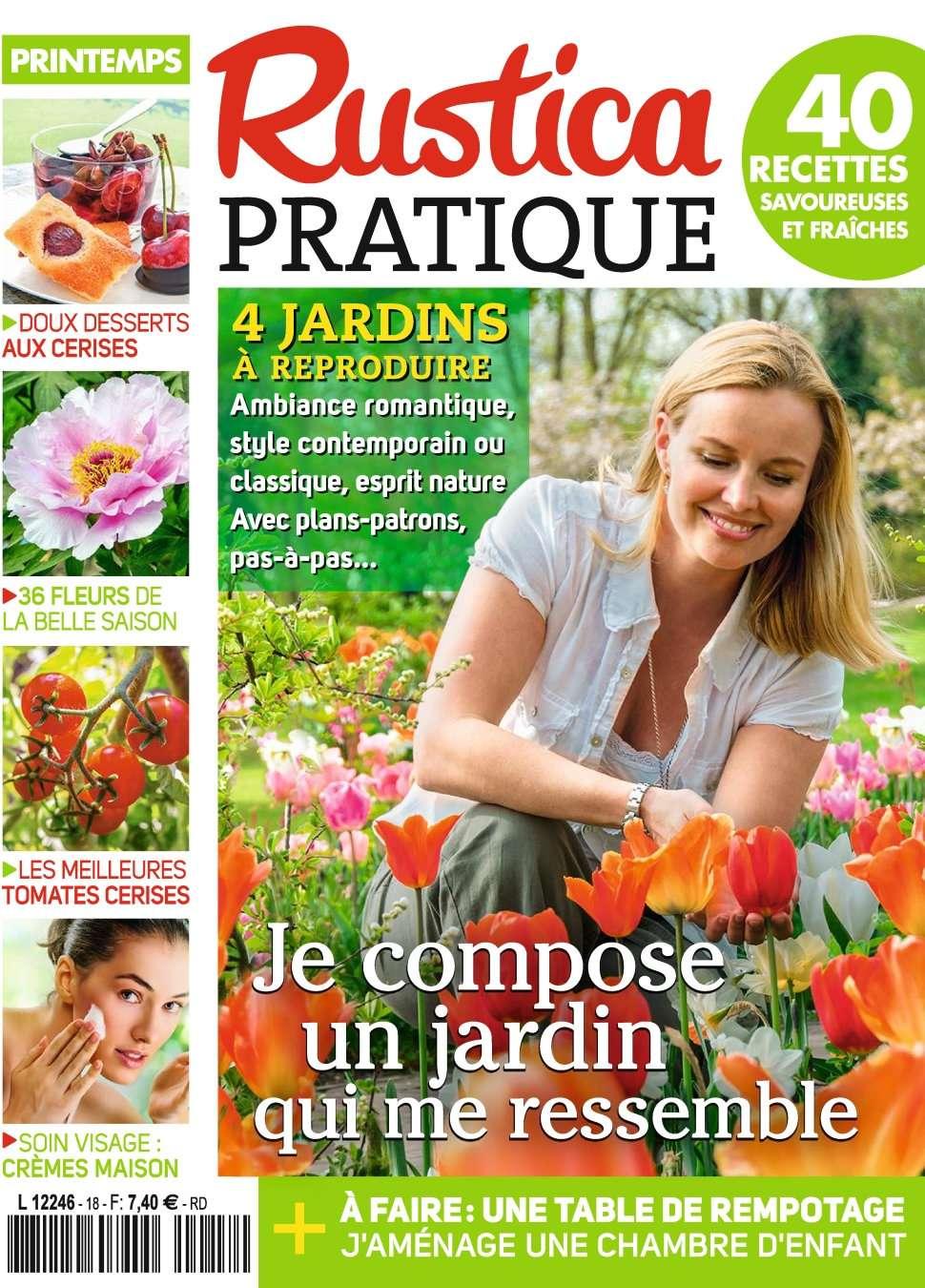 Rustica Pratique 18 - Printemps 2016