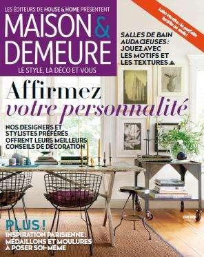 Maison & Demeure - Juin 2016