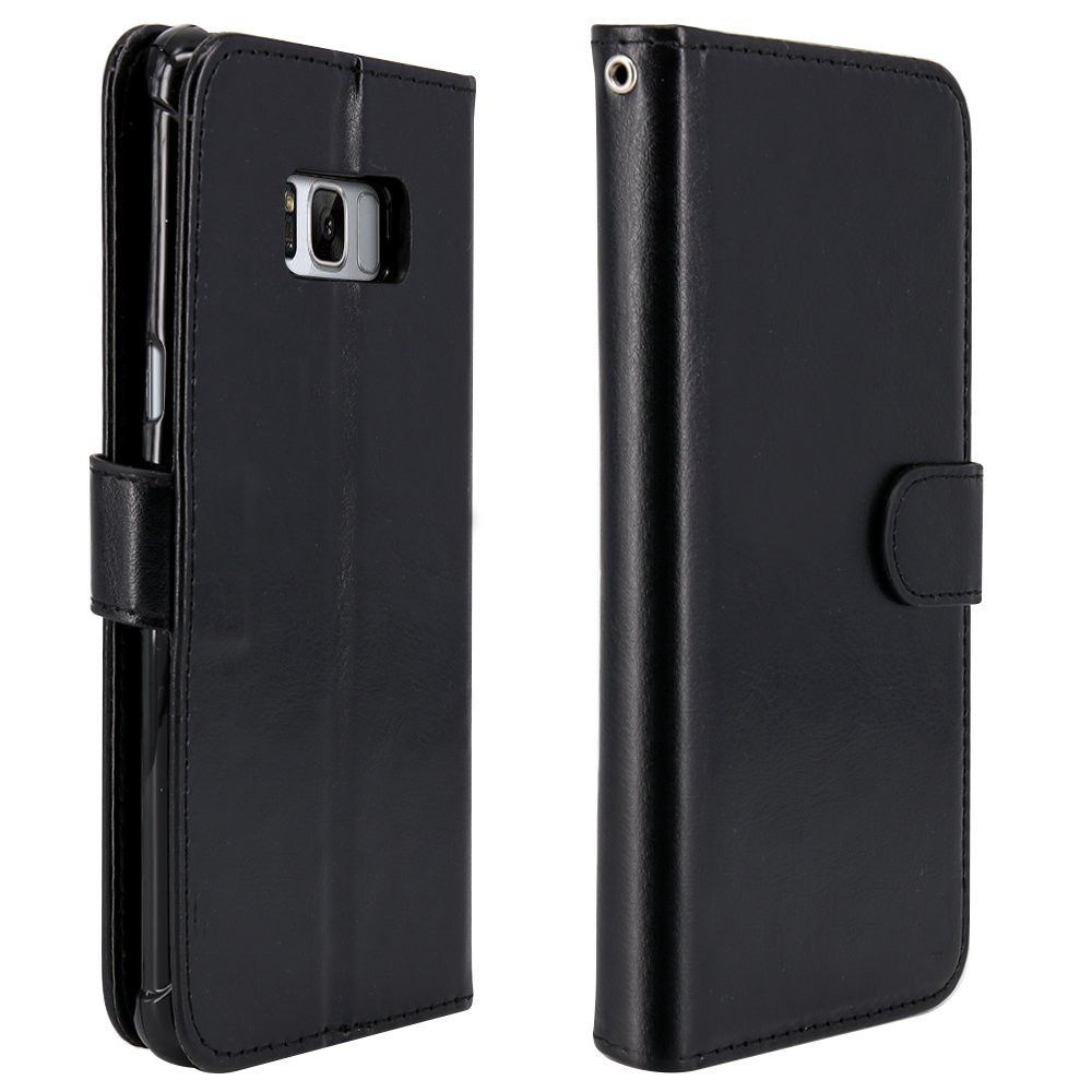 Housse samsung galaxy s8 etui luxe portefeuille porte for Housse samsung s8