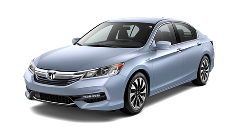 2017 Honda Accord Hybrid Lease Deal