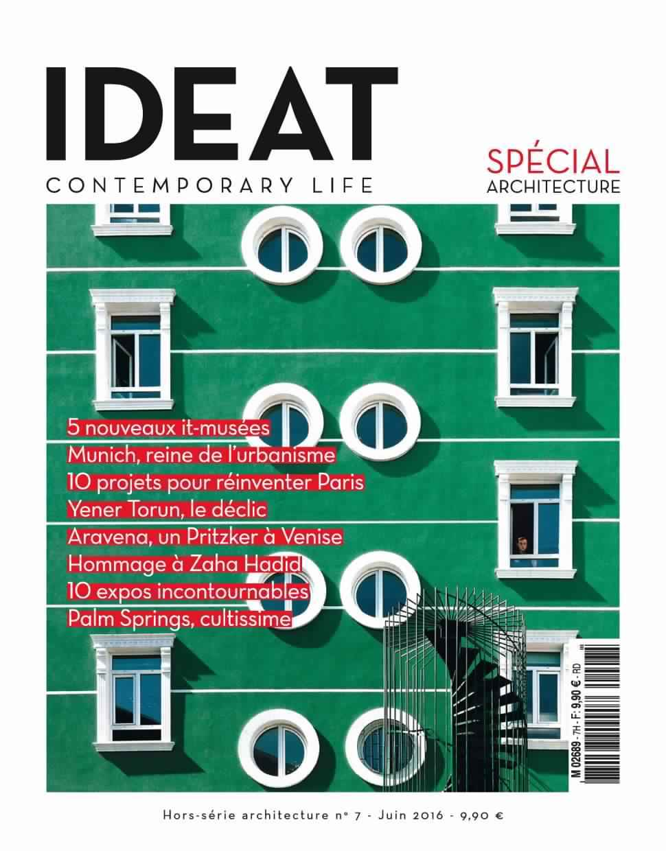 Ideat Hors Série - Spécial Architecture 7 - Juin 2016