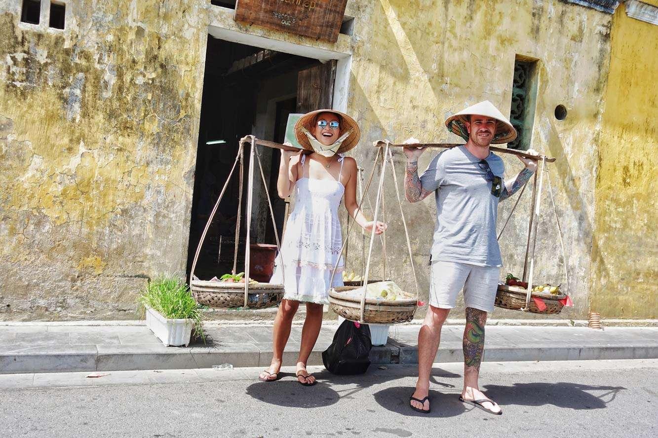 Contiki Vietnam Experience, Hoi An Oldtown