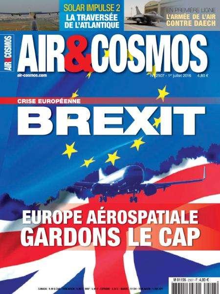 Air & Cosmos - 1 Juillet 2016