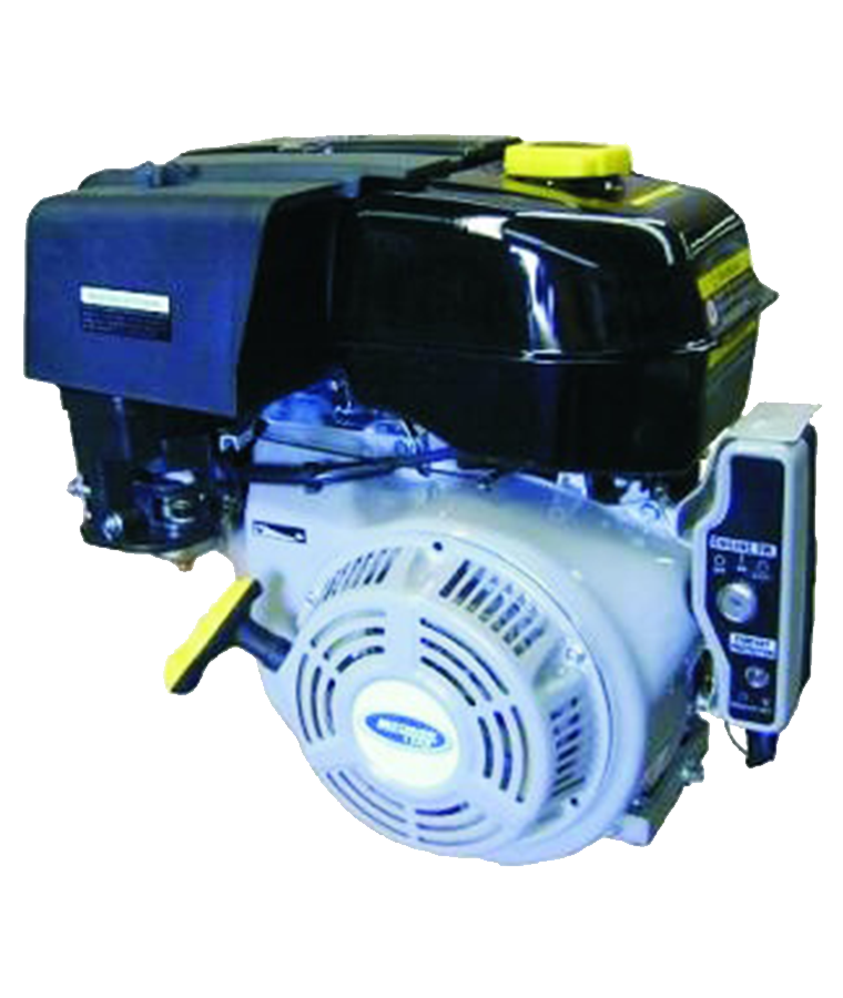 Motor A Gasolina Mpower 13 Hp Flecha Cuñero Con Marcha Elec.