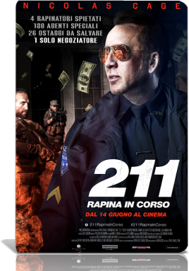 211 - Rapina In Corso (2018).avi MD MP3 BDRip - iTA