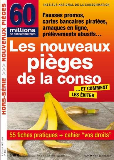 60 millions de consommateurs Hors Série - Juin/Juillet 2014
