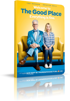 The Good Place - Stagione 1 (2017) [10/13] .mkv DLMux 1080p & 720p ITA ENG Subs