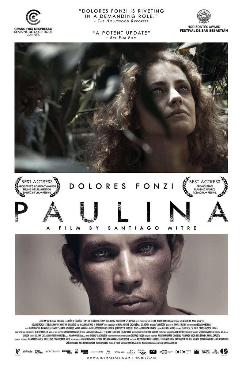 Παουλίνα (Paulina / La Patota) Poster