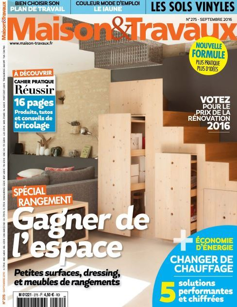 Maison & Travaux - Septembre 2016