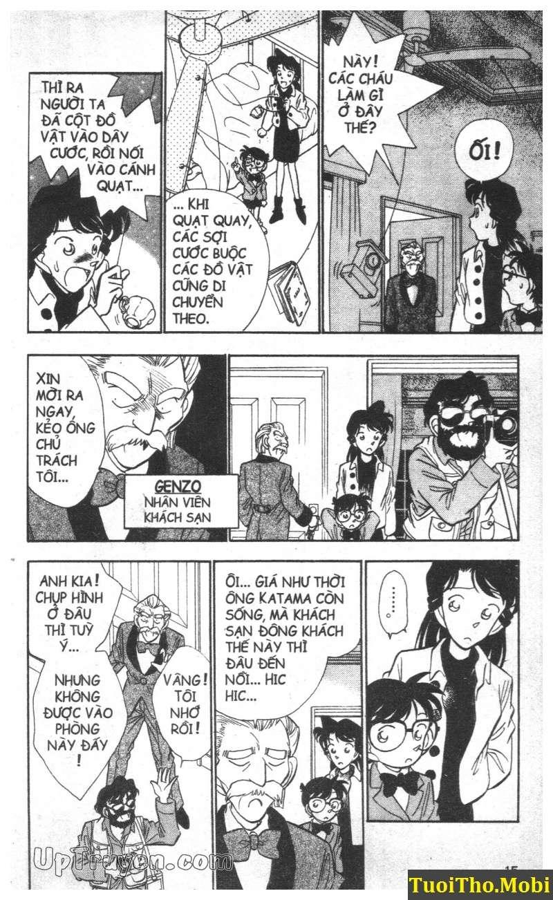 đọc truyện Conan bộ đặc biệt chap 18 trang 8