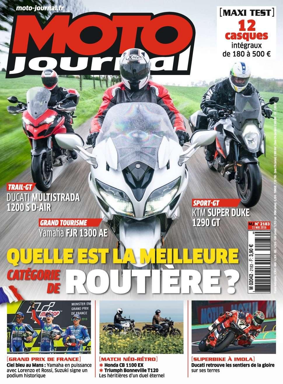Moto Journal 2183 - 11 Mai 2016