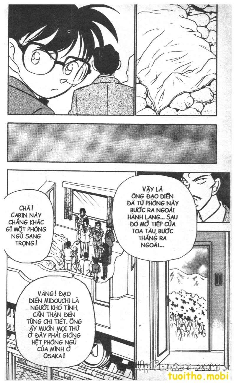 đọc truyện Conan bộ đặc biệt chap 23 trang 14