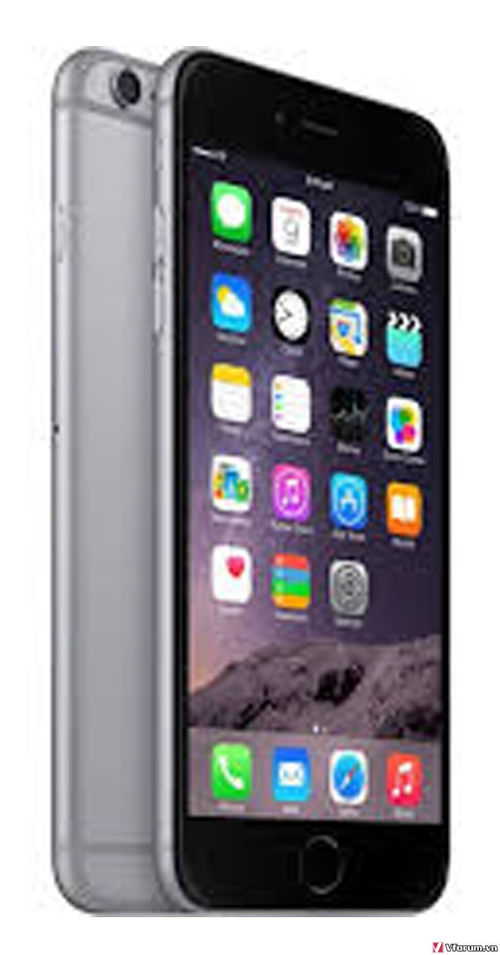 iPhone 6s Plus leng keng Gray 6t5 , 6Plus ( lock ) đả unlock 4t2