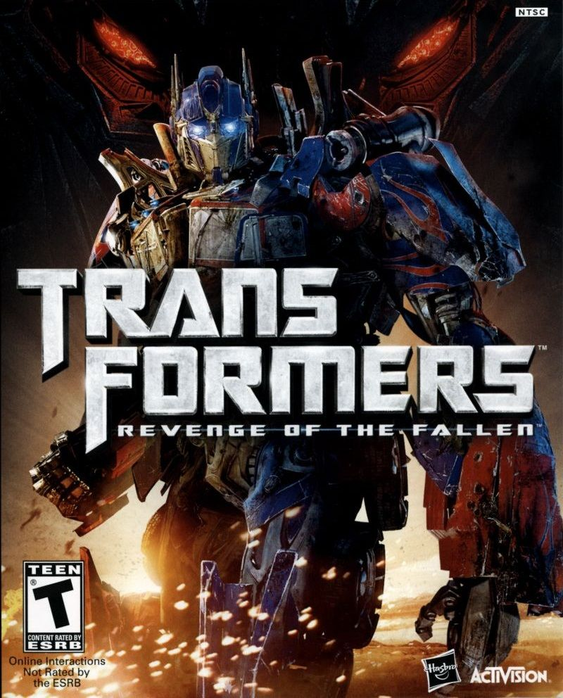 Transformers 2 Deutsche  Texte Cover