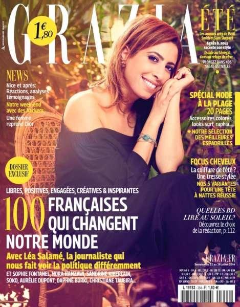 Grazia France 354 - 22 au 28 Juillet 2016