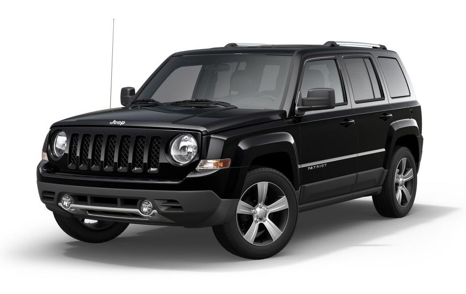 2017 Jeep Patriot Discount Deal in Sandusky OH