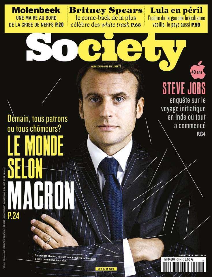 Society - 1 au 14 Avril 2016