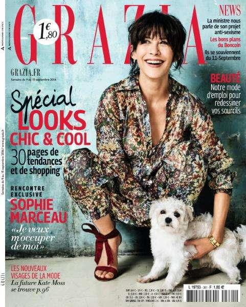 Grazia France - 9 au 15 Septembre 2016
