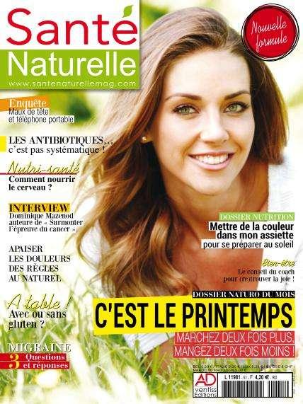 Santé Naturelle 51 - Mai-Juin 2016