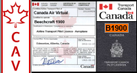 B1900 Certified