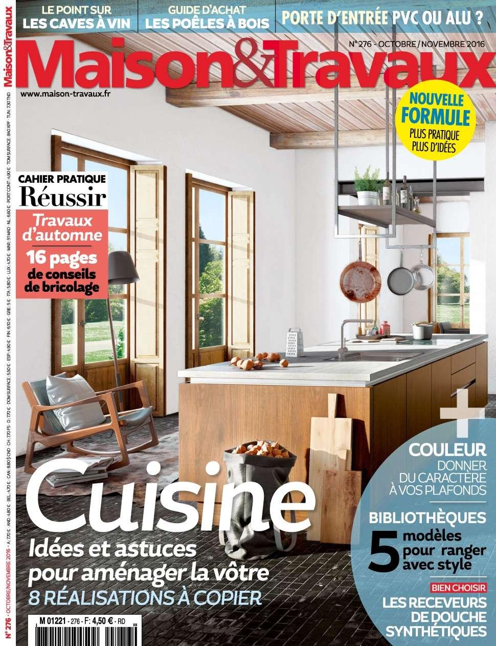 Maison & Travaux 276 - Octobre/Novembre 2016