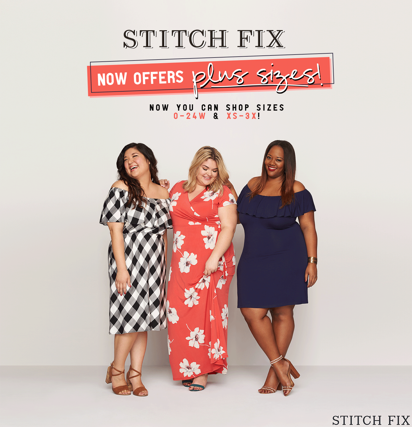 Stitch Fix Now Has Plus Sizes! Shop Sizes 0-24W & XS-3X!
