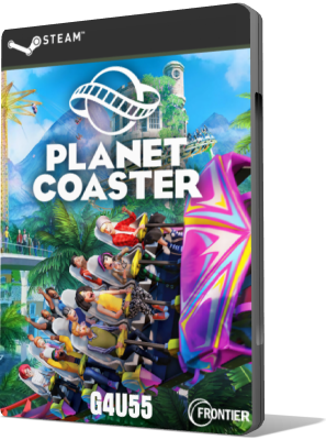 Planet Coaster DOWNLOAD PC ENG (2016)