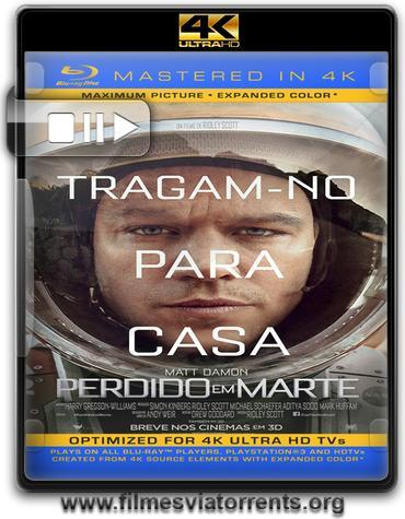 The Martian UltraHD 4k