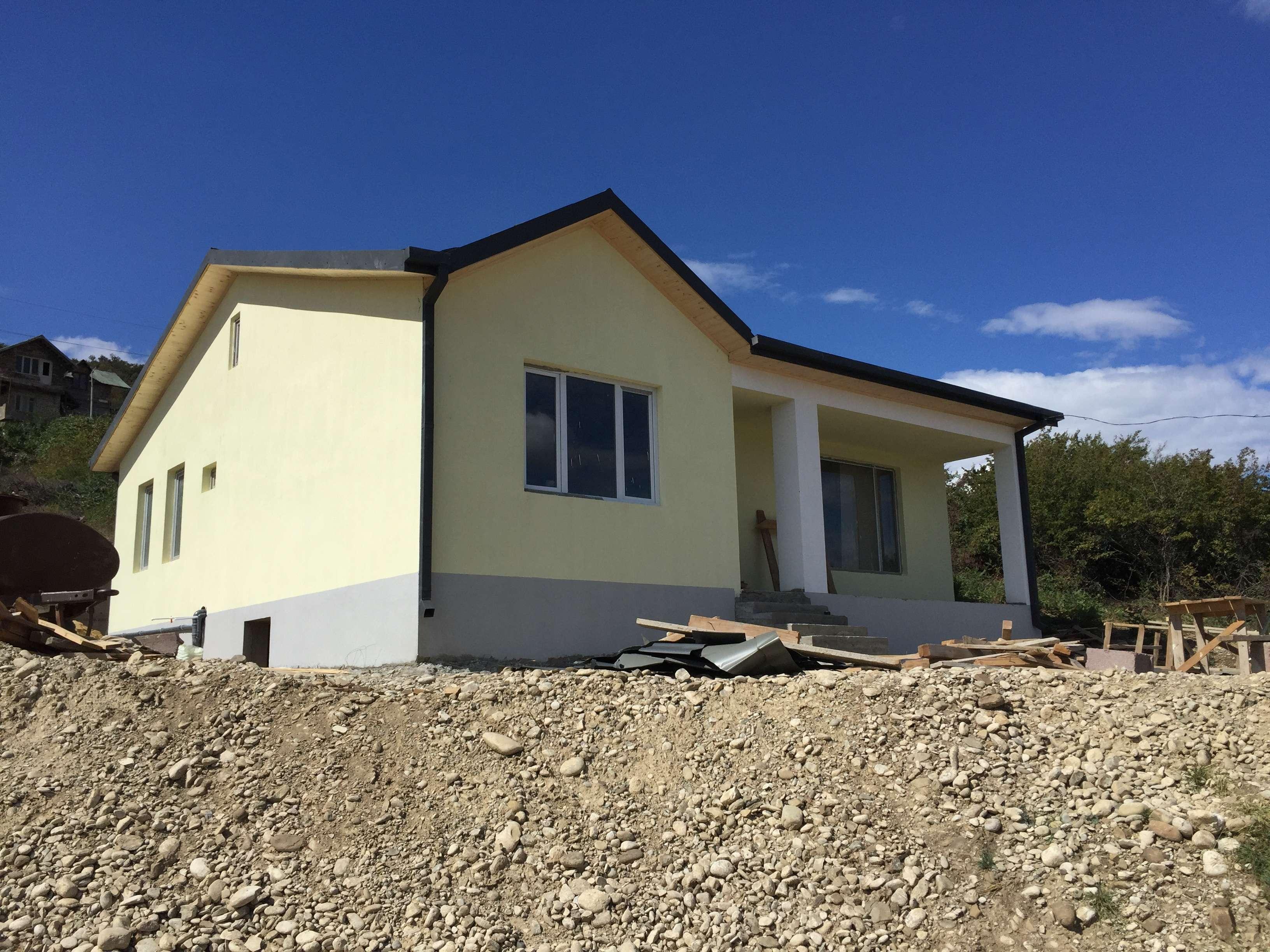 კერძო სახლების მშენებლობა ხარისხის გარანტით